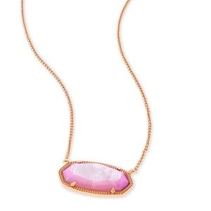 Kendra Scott Delaney lilac/rose gold